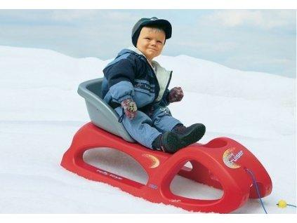 Rolly Toys Detské sane Snow Cruiser PRO 002