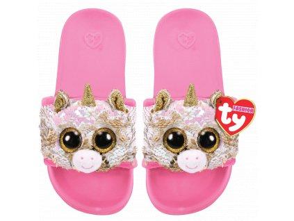 TY Fashion USA Detské šľapky FANTASIA STARS