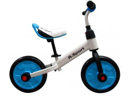 Detský bicykel a odrážadlo s pomocnými kolieskami P1 2v1 01