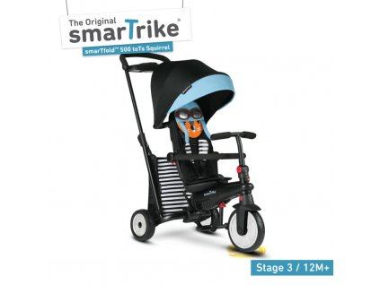 Smart Trike Športový kočík a trojkolka FOLDING TRIKE 7v1 (11)