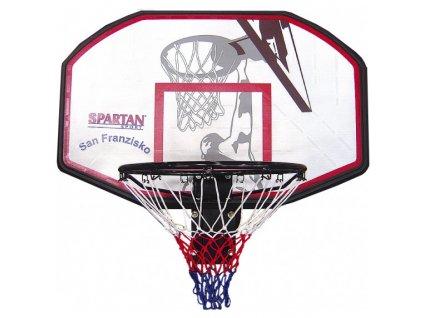 SPARTAN Basketballový kôš s doskou SAN FRANCISCO 2