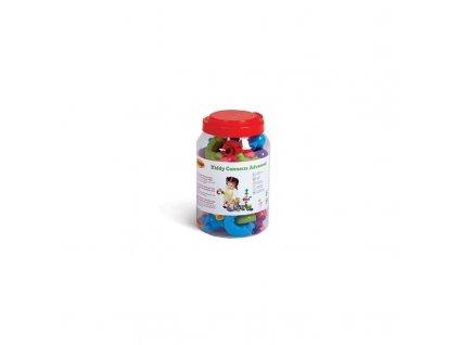 EDUSHAPE Farebné LEGO pre najmenších 50 ks (3)