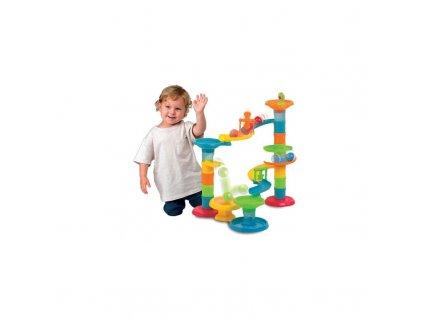 EDUSHAPE Detská stavebnica Rollipop 30 ks (1)