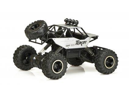 RC ROCK CRAWLER METAL 4WD 112 malypretekar 35 km h batéria 7,4 V 700 mAh hracky rc modely orava liesek dar (9)