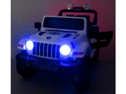 R SPORT Elektrické auto JEEP x10 01