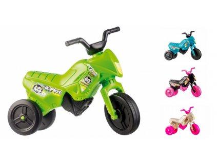 TEDDIES Detské odrážadlo Enduro YUPEE do 25 kg odrážadlo motorka odrážadlo bicykel odrážadlo (3)