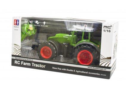 RC Double E Farm Tractor 116 malypretekar orava hracky hrackarstvo rc modely rc stroje traktor na diaľkové ovládanie (6)