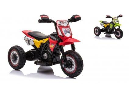 Elektricka motorka MOTO 4 malypretekar