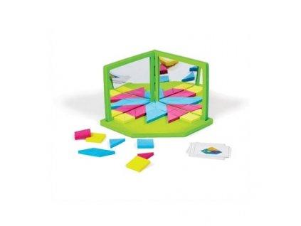 EDUSHAPE Magická symetria senzomotorická hračka vzdelávacie hračky senzomotorické koberce (5)