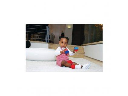 EDUSHAPE Pamäťová hra Sluchové pexeso SHAKE, LISTEN & MATCH senzomotorické pomôcky senzomotorické hračky hračky na terapiu (4)