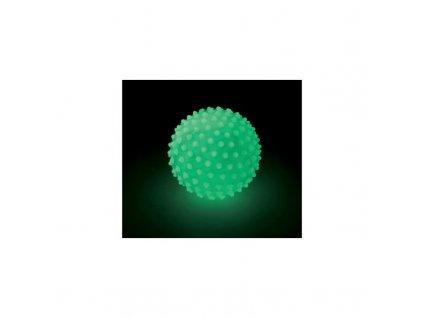 EDUSHAPE Senzomotorická lopta svietiaca v tme GLOW IN THE DARK senzomotorická pomlcka (6)