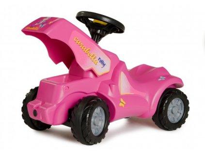 Rolly Toys Detské odrážadlo CARABELLA detský traktor pre dievčatá (4)