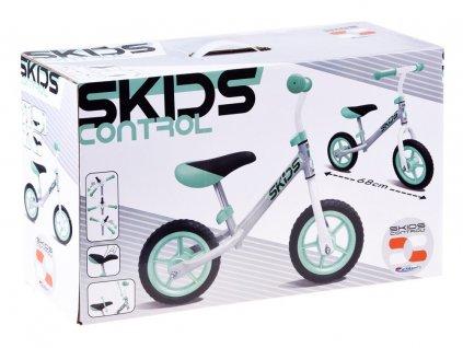 STAMP Detské bežecké odrážadlo sKIDS gumové kolesá 01