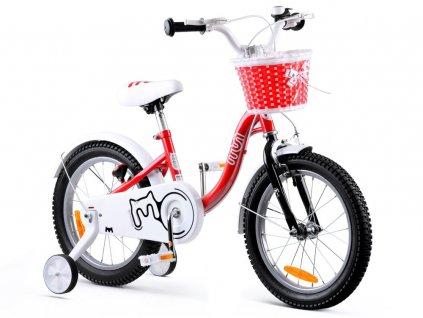 RoyalBaby Detský bicykel CHIPMUNK MM 16 dievčenský bicykel pomocné kolieska (2)