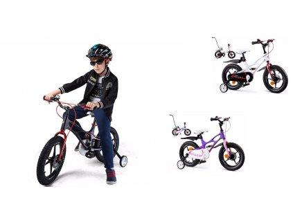 RoyalBaby Detský bicykel SPACE SHUTTLE 14 chlapčenský bicykel 14 dievčenský bicykel 14 lacný detský bicykel s pomocnými kolieskami 001