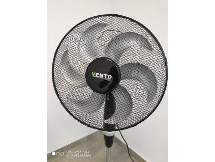 LEAN Podlahový ventilátor 75 W priemer 40 cm stĺpový ventilátor (6)