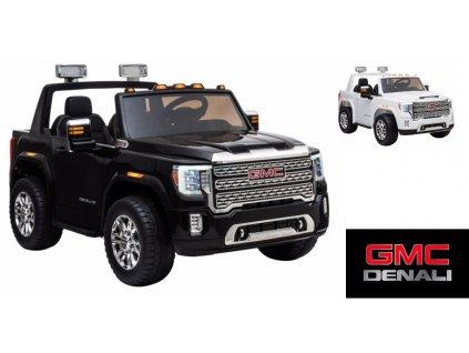 GMC DENALI Elektrické autíčko HL368 penové kolieska auto na batériu auto pre dieťa autíčko pre dieťa 01