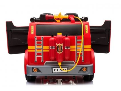 Elektrické hasičské auto FIRE 911 diaľkové ovládanie do 35 KG (23)