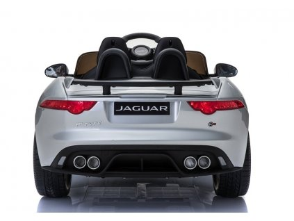 JAGUAR Elektrické auto Jaguar F TYPE lakovaný doprava zdarma autíčko na batériu licencia 01