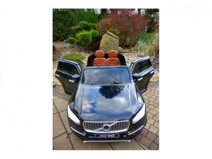 VOLVO Elektrické auto Volvo Xc90 lakované do 40 kg elektrické auto pre dieťa elektrické auto licencia elektrické auto volvo auto pre dieťa na 01