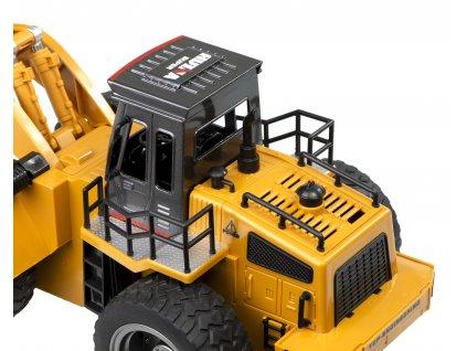 RC H Toys Bager s nakladačom 1590 118 malypretekar RC model RC vozidlá na diaˇkové ovládanie hracky hrackarstvo orava (5)
