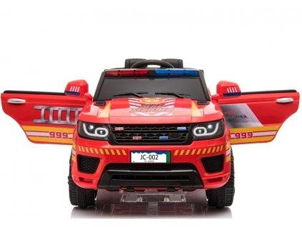 LEAN Elektrické hasičské auto FIRE JC002 (7)