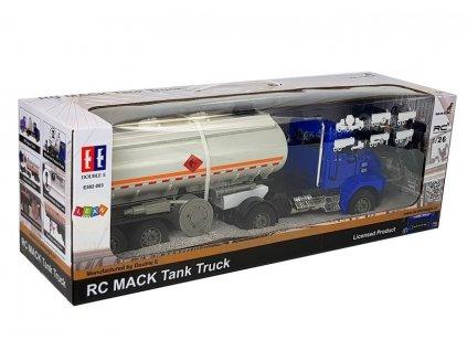 DOUBLE E Nákladné auto MACK s cisternou na diaľkové ovládanie 2,4 GHz 126 auto na diaĺkové ovládanie kamión na diaľkové (6)