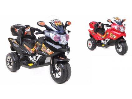 Elektrická motorka BIG M3 elektrická motorka pre deti 001