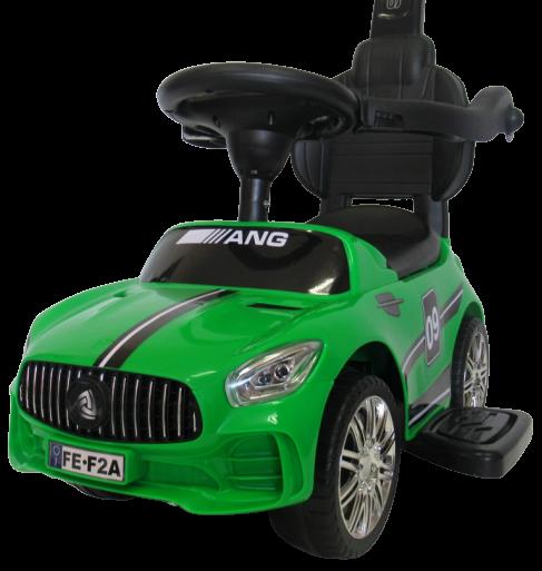 MP Detské odrážadlo Roll 3v1 Farba vozidla: Biela