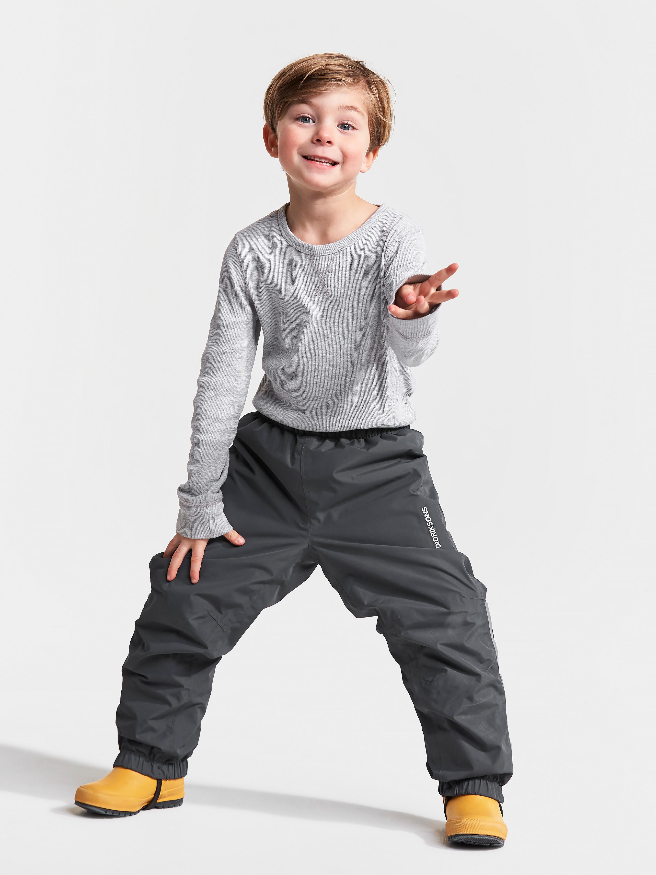 Ekologické oblečení od značky Didriksons ze Švédska