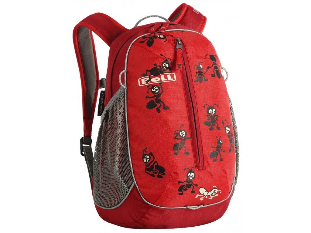 Boll Roo 12l truered dětský turistický batoh