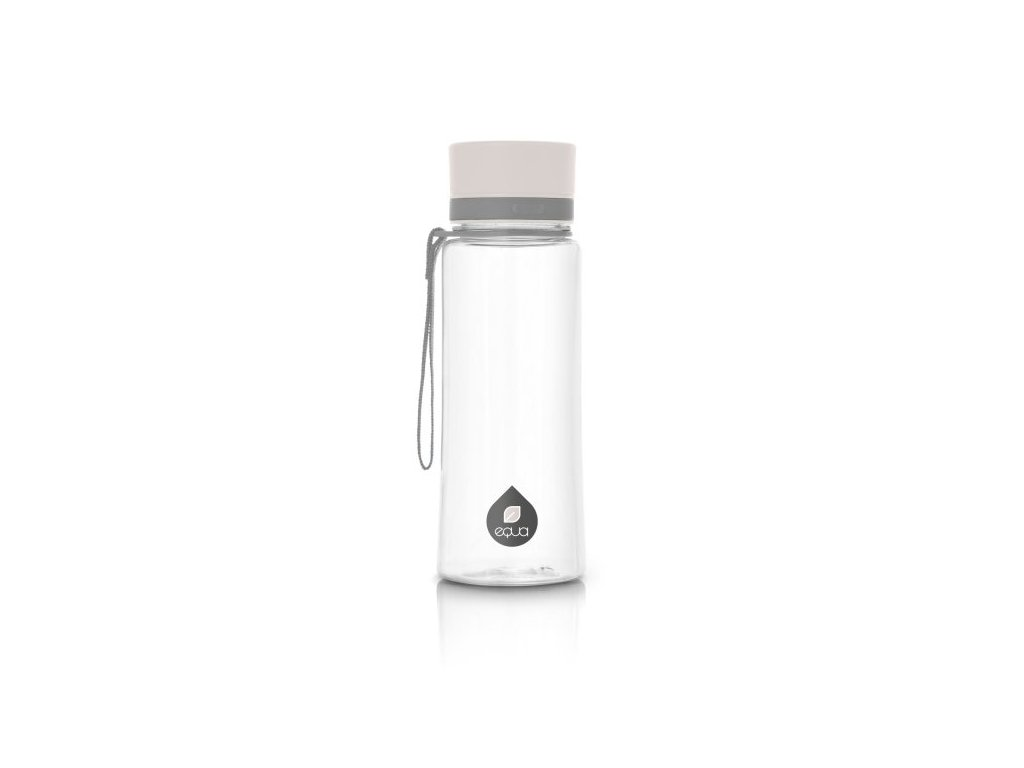 EQUA Plain White 600ml