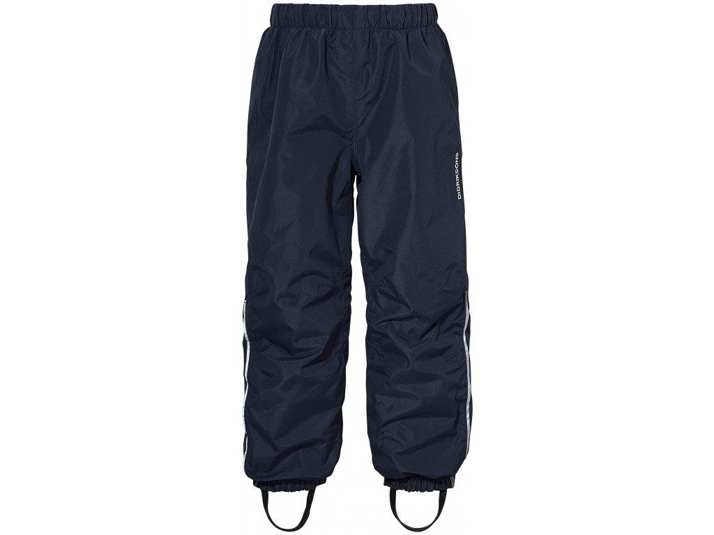 DIDRIKSONS 1913 Kalhoty zateplené VIN dětské - Tmavě modrá