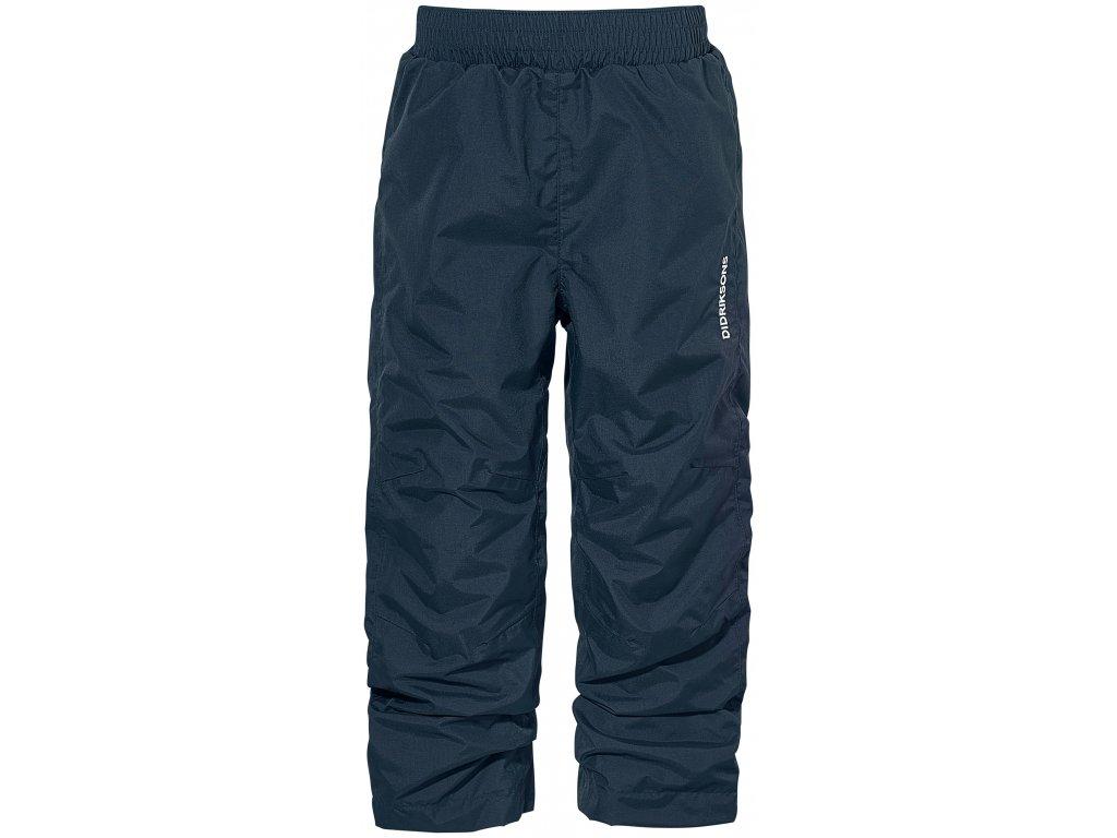 DIDRIKSONS 1913 Dětské nepromokavé kalhoty NOBI KIDS PANTS - Navy