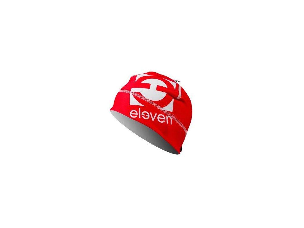 Čepice Eleven red 001