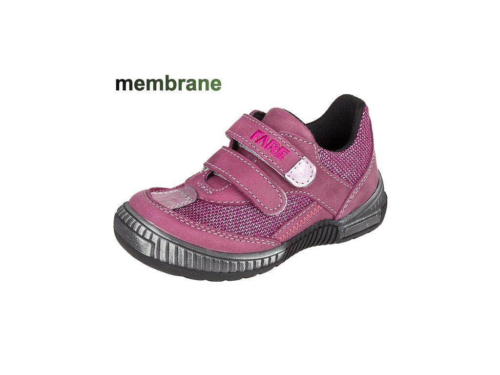 FARE 814192 dívčí membránová bota MalyTurista.cz