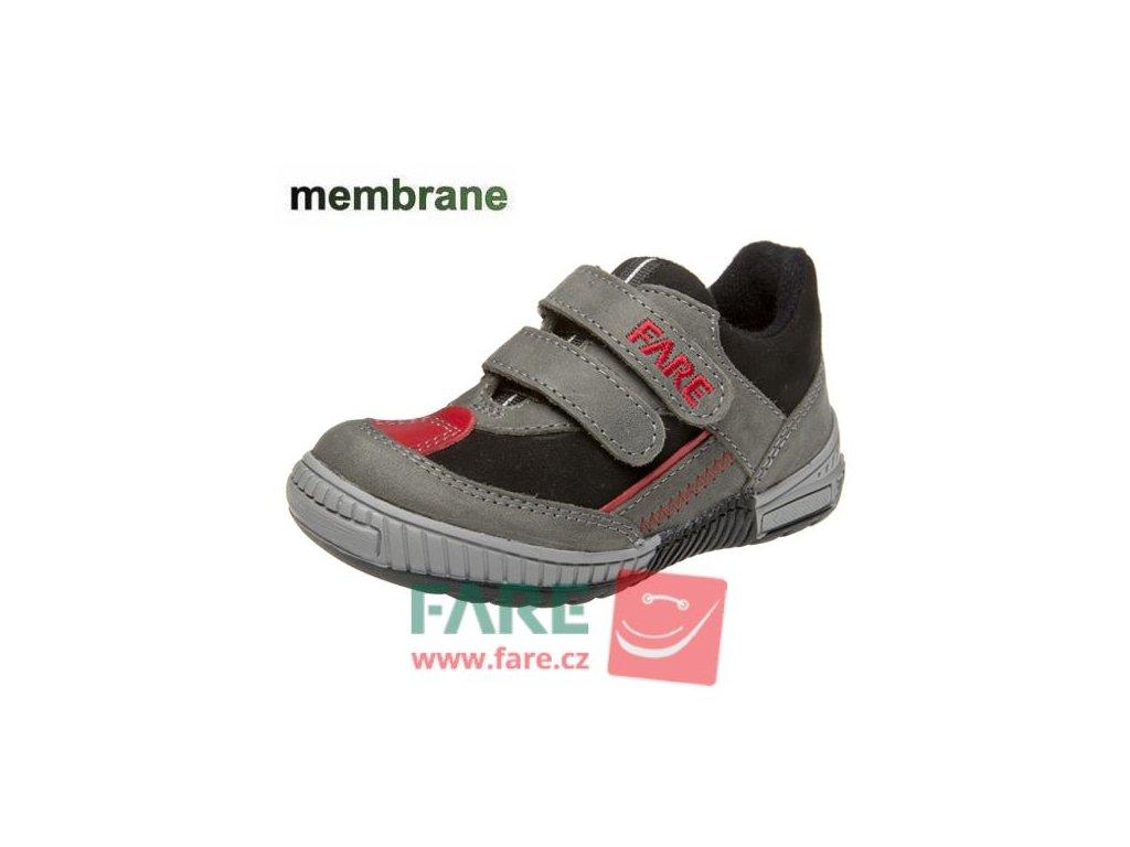 FARE 814161 dětské celoroční nepromokavé boty