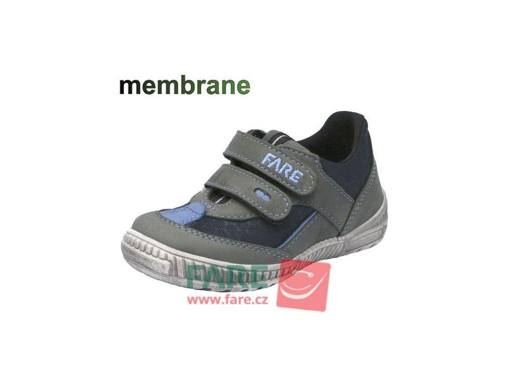 FARE 814162 dětské celoroční nepromokavé boty