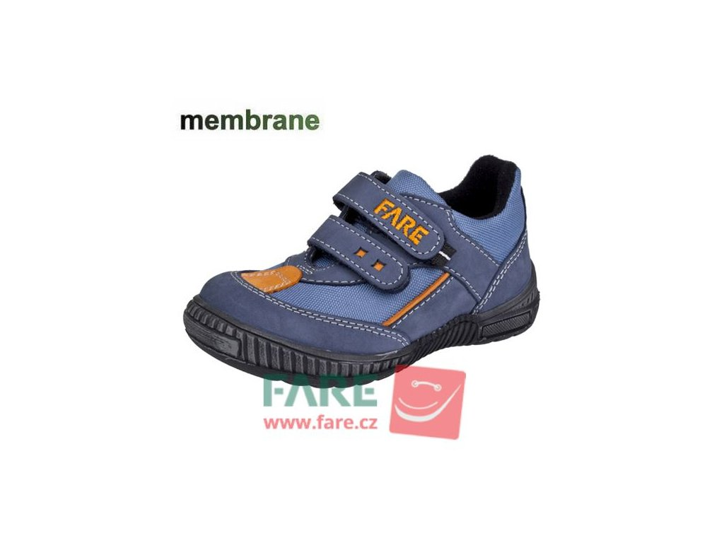 FARE 814104 dětské celoroční nepromokavé boty
