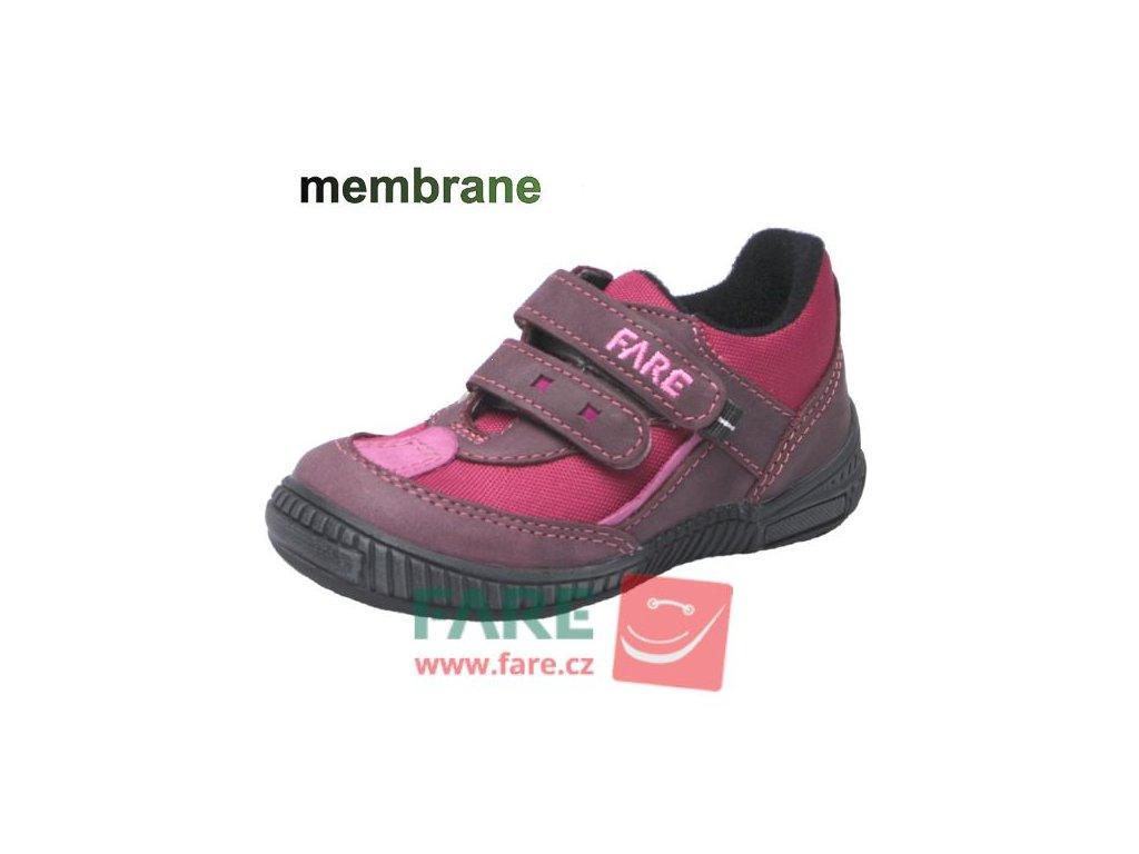 FARE 814191 dětské celoroční nepromokavé boty