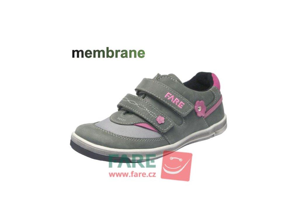 Fare 2615164 dívčí celoroční membránové boty