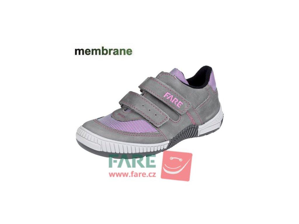 Fare 2615154 dívčí celoroční membránové boty