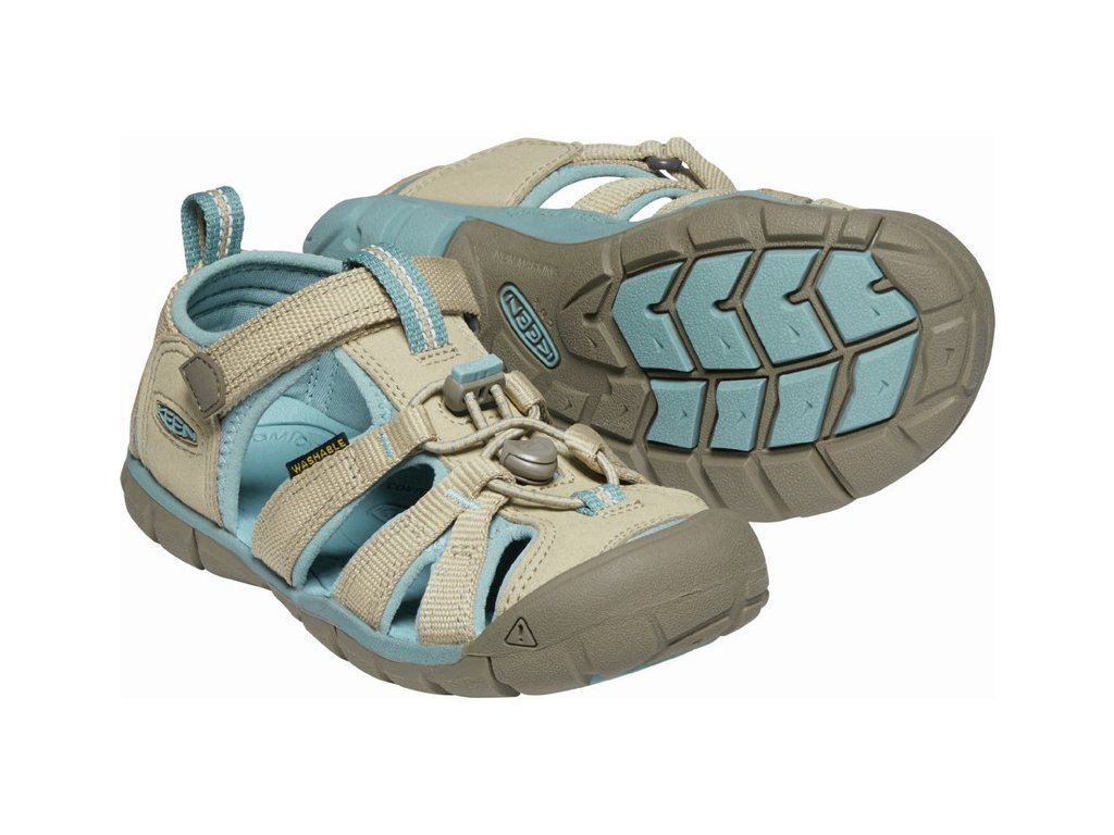 KEEN SEACAMP II CNX YOUTH JR safari/smoke blue