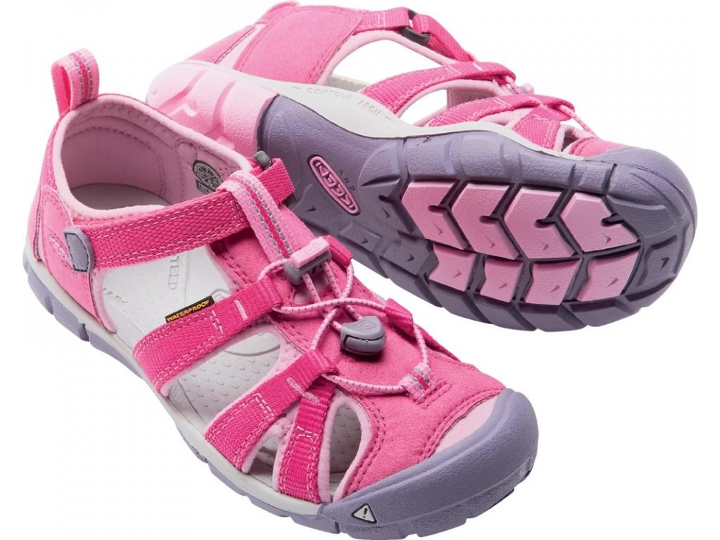 KEEN SEACAMP II CNX children K very bery/dawn pink
