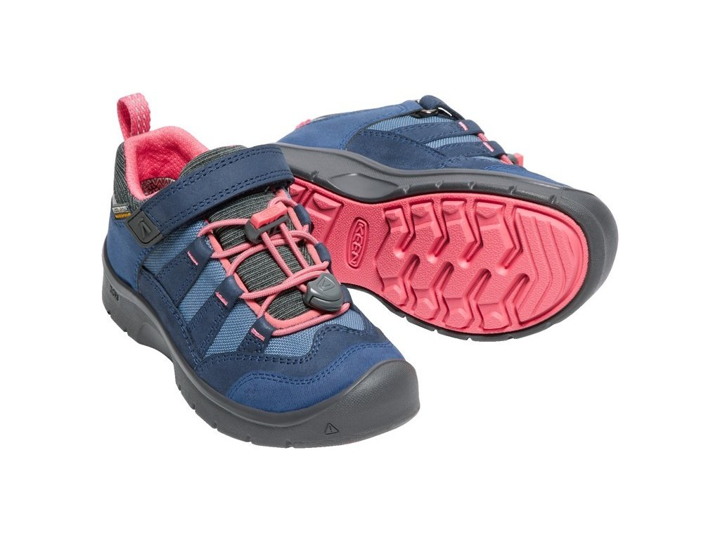 KEEN HIKEPORT WP CHILDREN dress blues/sugar coral