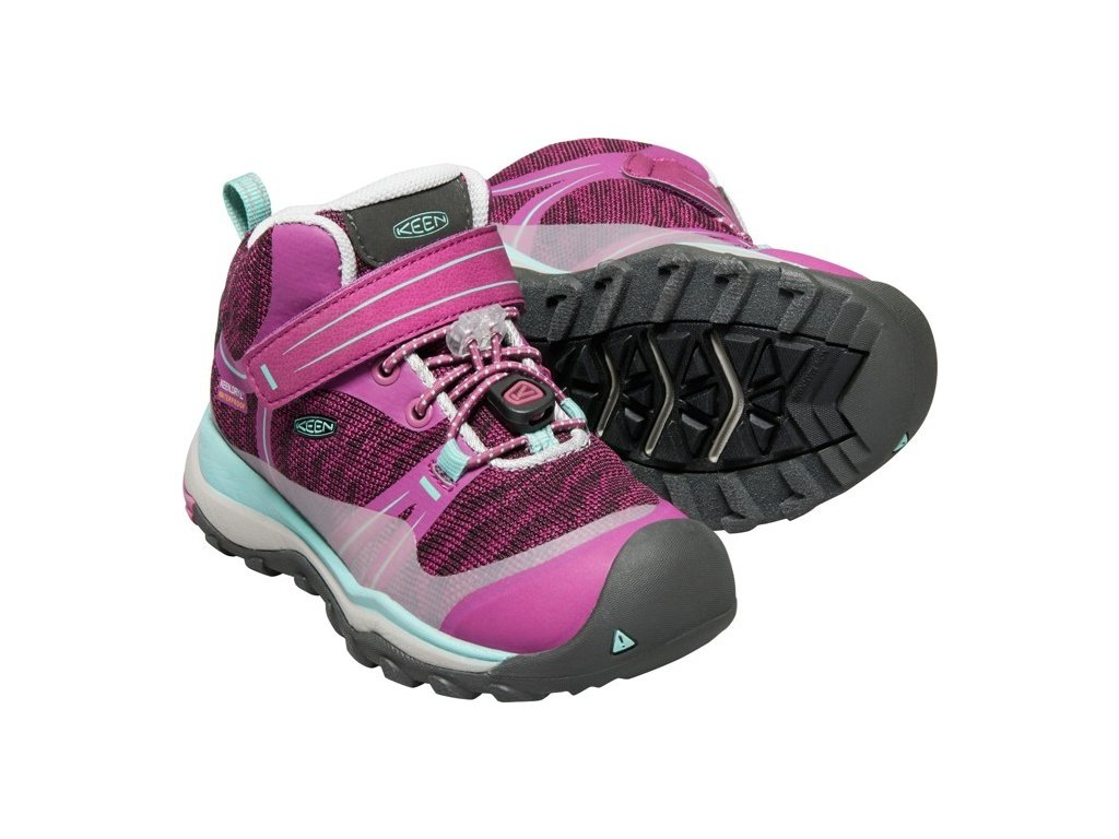 Keen Terradora Mid WP K boysenberry/red violet