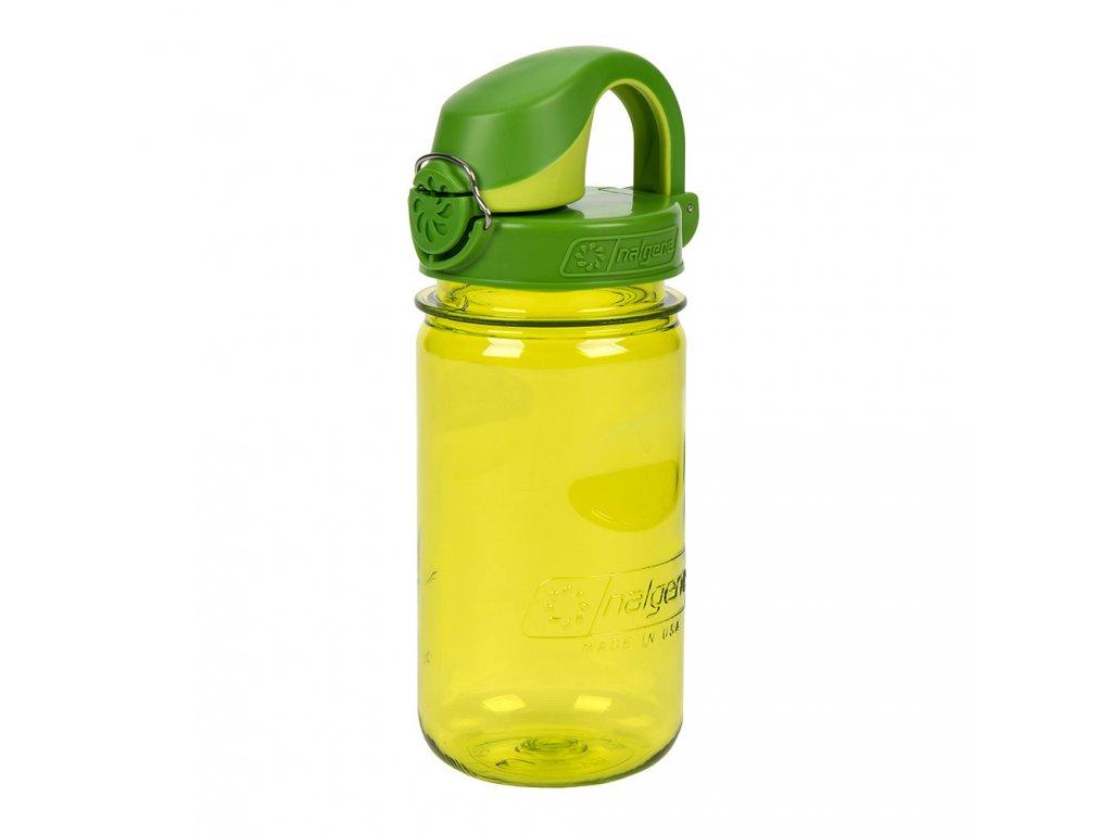 Nalgene CLEAR KIDS OTF 350ml Green