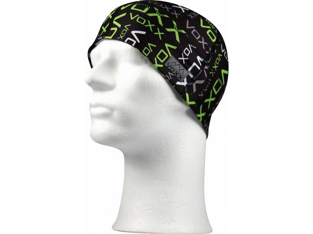 VOXX Funkční čepice CEPAN 9 zelená