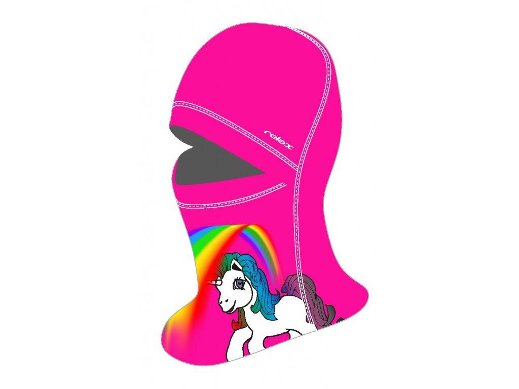 Relax Funkční kukla SHIELD RK02Q unicorn
