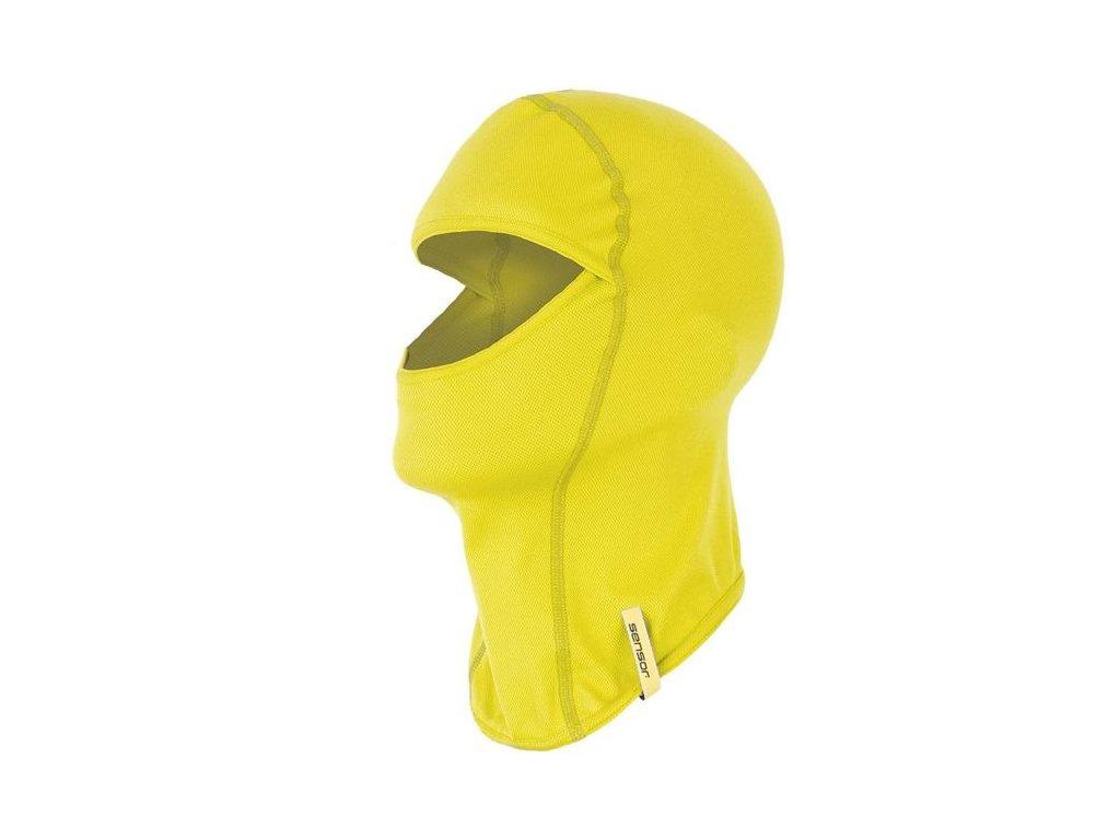 Sensor funkční kukla THERMO žlutá